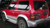 Mitsubishi Pajero Разборочный номер W9341 #2