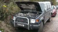 Mitsubishi Pajero Разборочный номер W9450 #2