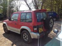 Mitsubishi Pajero Разборочный номер W9767 #2