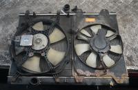 Радиатор основной Mitsubishi Space Wagon (1999-2004) Артикул 51741226 - Фото #1