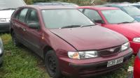 Nissan Almera N15 (1995-2000) Разборочный номер 45895 #1