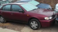 Nissan Almera N15 (1995-2000) Разборочный номер W8651 #1