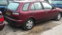 Nissan Almera N15 (1995-2000) Разборочный номер W8651 #2