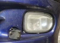 Бампер Nissan Almera N16 (2000-2007) Артикул 51772389 - Фото #2