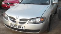 Nissan Almera N16 (2000-2007) Разборочный номер 44983 #1