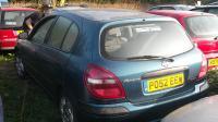 Nissan Almera N16 (2000-2007) Разборочный номер B1953 #2