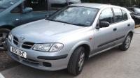Nissan Almera N16 (2000-2007) Разборочный номер W8954 #1