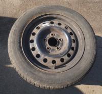 Диск колесный обычный (стальной) Nissan Almera Tino Артикул 51377870 - Фото #2