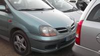 Nissan Almera Tino Разборочный номер W9226 #1