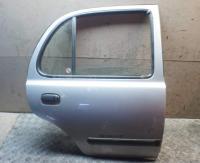 Стекло двери Nissan Micra K11 (1992-2003) Артикул 900071490 - Фото #1
