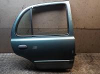 Стекло двери Nissan Micra K11 (1992-2003) Артикул 900109738 - Фото #1