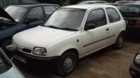 Nissan Micra K11 (1992-2003) Разборочный номер W7987 #1