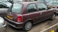 Nissan Micra K11 (1992-2003) Разборочный номер 46688 #3