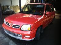 Nissan Micra K11 (1992-2003) Разборочный номер 50537 #1