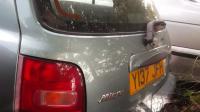 Nissan Micra K11 (1992-2003) Разборочный номер W9202 #1