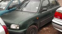 Nissan Micra K11 (1992-2003) Разборочный номер W9485 #3