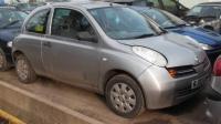 Nissan Micra K12 (2003-2011) Разборочный номер W8643 #1