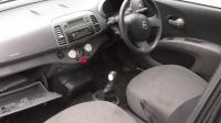 Nissan Micra K12 (2003-2011) Разборочный номер W9759 #3