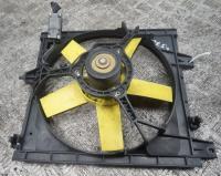 Двигатель вентилятора радиатора Nissan Primera P10 (1991-1996) Артикул 50892203 - Фото #1