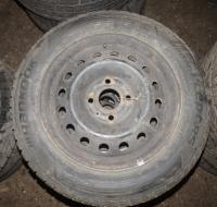 Диск колесный обычный (стальной) Nissan Primera P10 (1991-1996) Артикул 51666622 - Фото #1