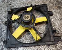 Двигатель вентилятора радиатора Nissan Primera P10 (1991-1996) Артикул 51707387 - Фото #1
