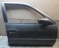 Стекло двери Nissan Primera P10 (1991-1996) Артикул 900071523 - Фото #1