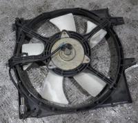 Вентилятор радиатора Nissan Primera P11 (1996-1999) Артикул 50877359 - Фото #1