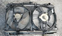 Двигатель вентилятора радиатора Nissan Primera P11 (1996-1999) Артикул 51674901 - Фото #1