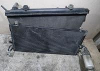 Вентилятор радиатора Nissan Primera P11 (1996-1999) Артикул 900087176 - Фото #1