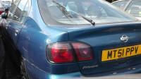 Nissan Primera P11 (1999-2002) Разборочный номер B2300 #2