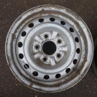 Диск колесный обычный (стальной) Nissan Serena Артикул 51320943 - Фото #1