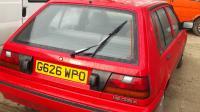 Nissan Sunny (1986-1991) Разборочный номер W8140 #2
