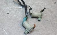 Двигатель омывателя Nissan Sunny (1991-2001) Артикул 51698612 - Фото #1