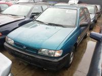 Nissan Sunny (1991-2001) Разборочный номер 46100 #1