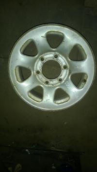 Диск колесный обычный (стальной) Nissan Terrano Артикул 50541256 - Фото #1