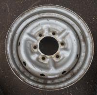 Диск колесный обычный (стальной) Nissan Terrano Артикул 50611540 - Фото #1