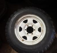 Диск колесный обычный Nissan Terrano Артикул 51187167 - Фото #2