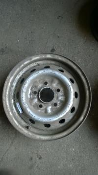 Диск колесный обычный (стальной) Nissan Vanette Артикул 51254230 - Фото #1