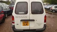 Nissan Vanette Разборочный номер W7432 #2