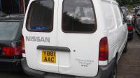 Nissan Vanette Разборочный номер 44717 #1