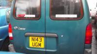 Nissan Vanette Разборочный номер W8229 #2
