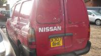 Nissan Vanette Разборочный номер B2325 #2