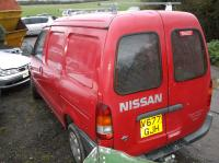 Nissan Vanette Разборочный номер B2632 #2