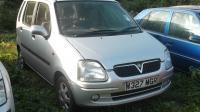 Opel Agila Разборочный номер B1812 #1