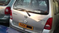 Opel Agila Разборочный номер W8498 #1