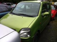 Opel Agila Разборочный номер X9580 #2