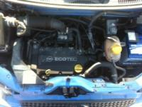 Opel Agila Разборочный номер L5153 #4