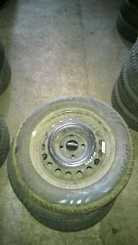 Диск колесный обычный (стальной) Opel Astra F Артикул 51285497 - Фото #2