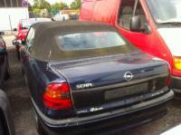 Opel Astra F Разборочный номер X8305 #1