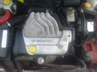 Opel Astra F Разборочный номер 46640 #4